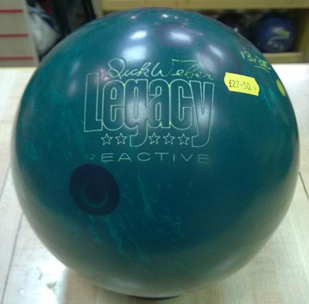 Ball bowling dick weber