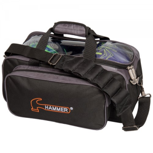 Hammer Premium Double Tote Carbon