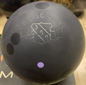 Regency Urethane Black