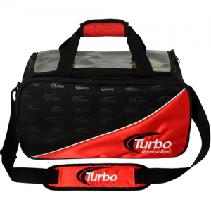 Turbo 2 in 1 Driven To Bowl 2 Ball Tote