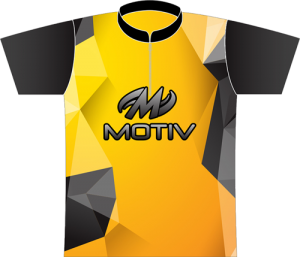 motiv-yellow-polygon-shirt